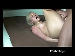Rough Painal With Hot Tied blonde Teen-analvillage.com