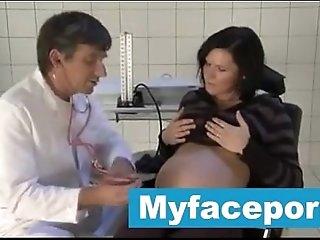 German Pregnant Milf - MyFacePorn.com