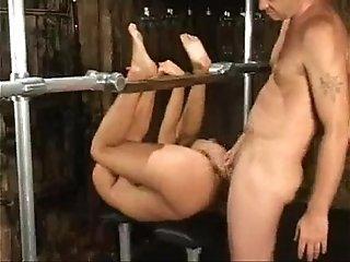 Homemade BDSM Scene - NO COPYRIGHT of ACTORS SEEN