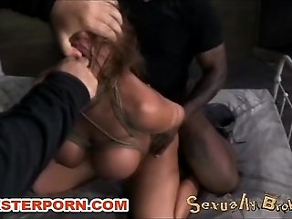 Maledom BDSM Bondage Hard Fuck and  Humiliation Video